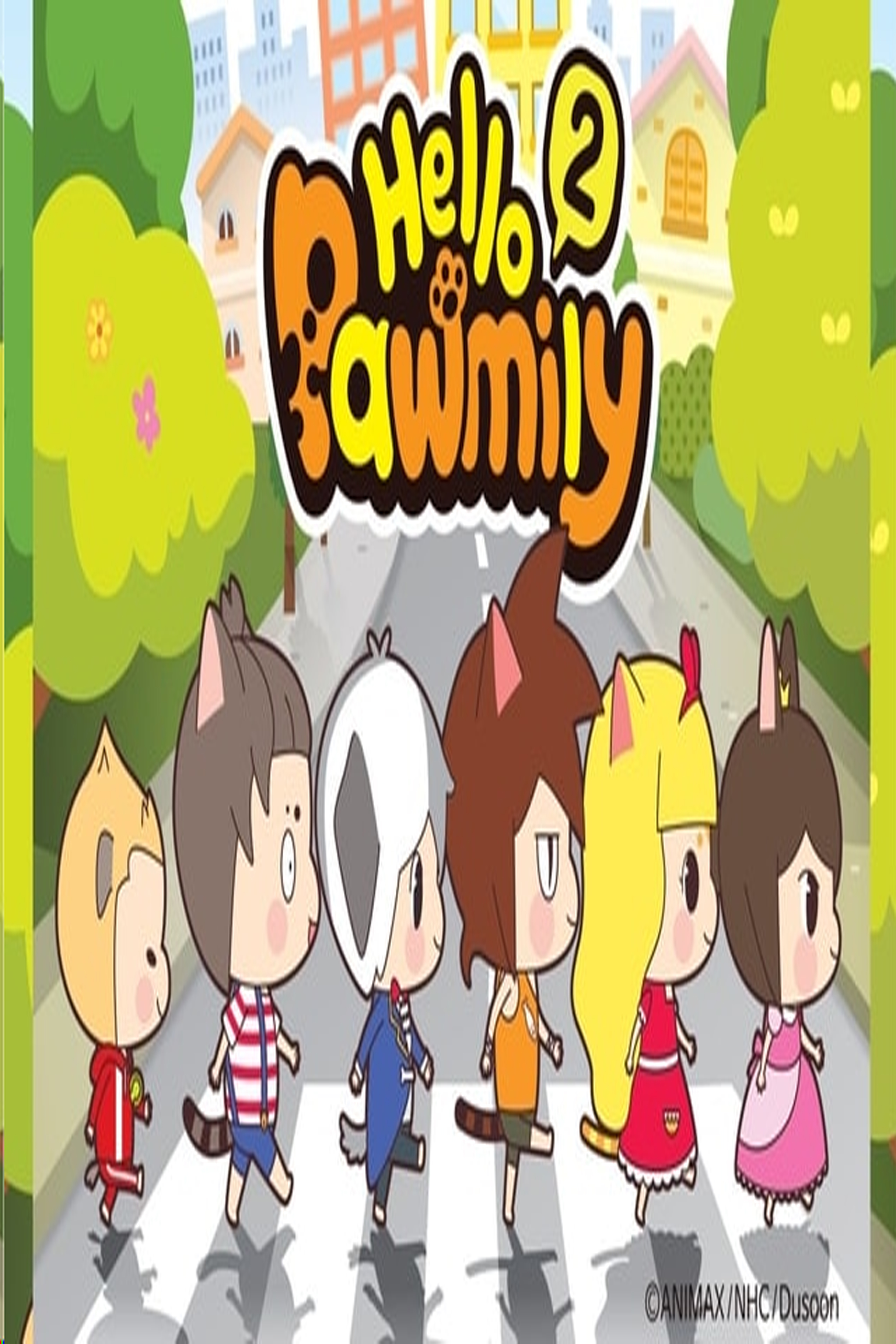 Hello Pawmily S2 - 爪爪家族 2
