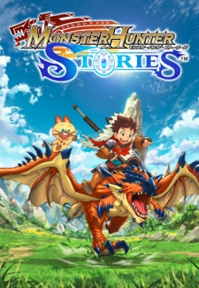 Monster Hunter Stories RIDE ON (Cantonese) - 魔物獵人物語 RIDE ON
