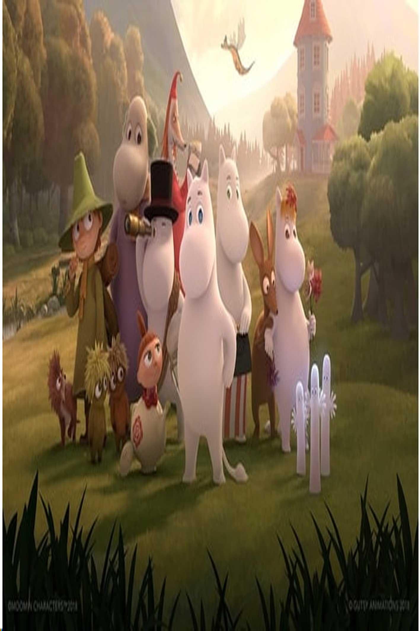 Moominvalley S1 - 姆明谷歷險記