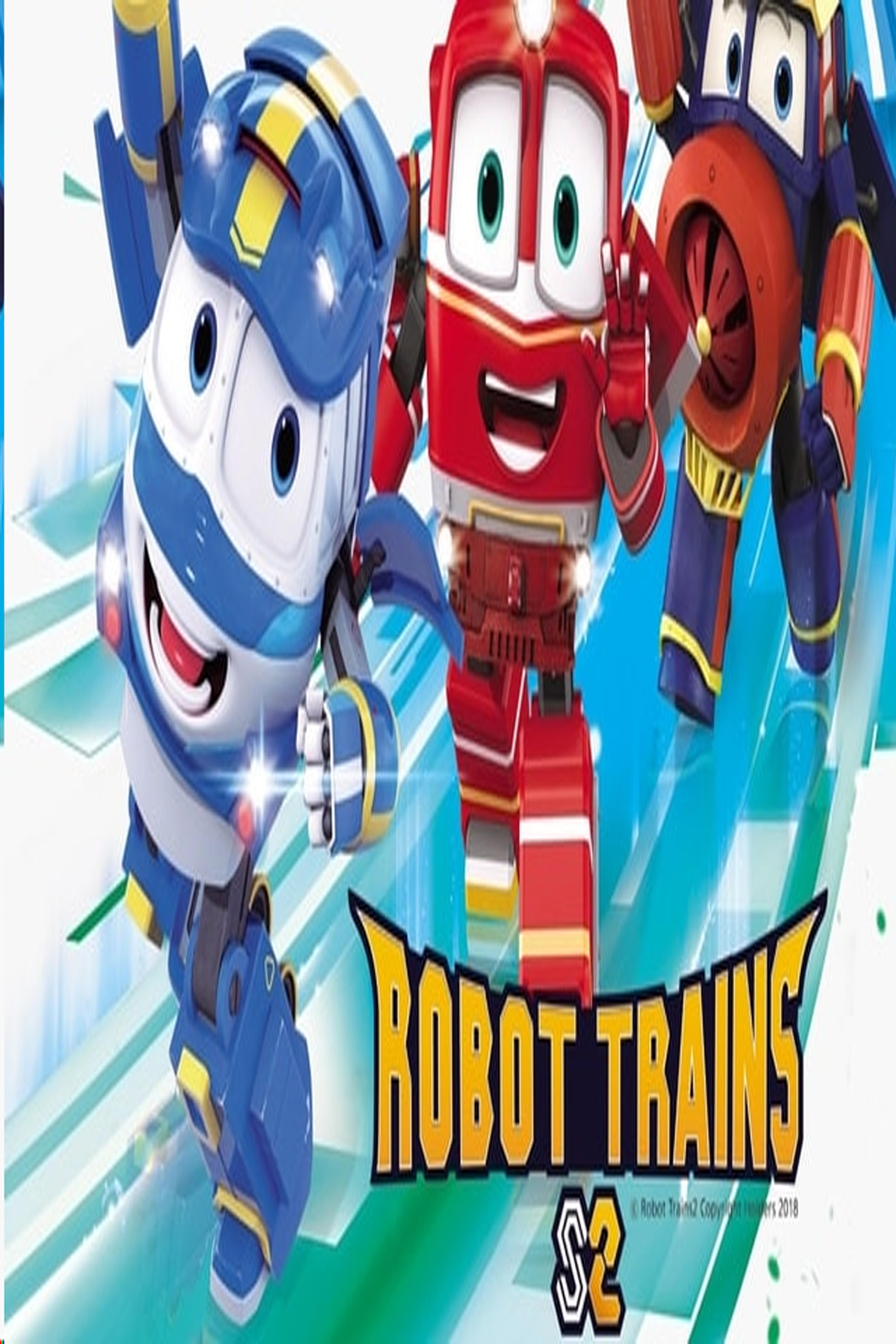 Robot Trains S2 - 動感火車家族 2