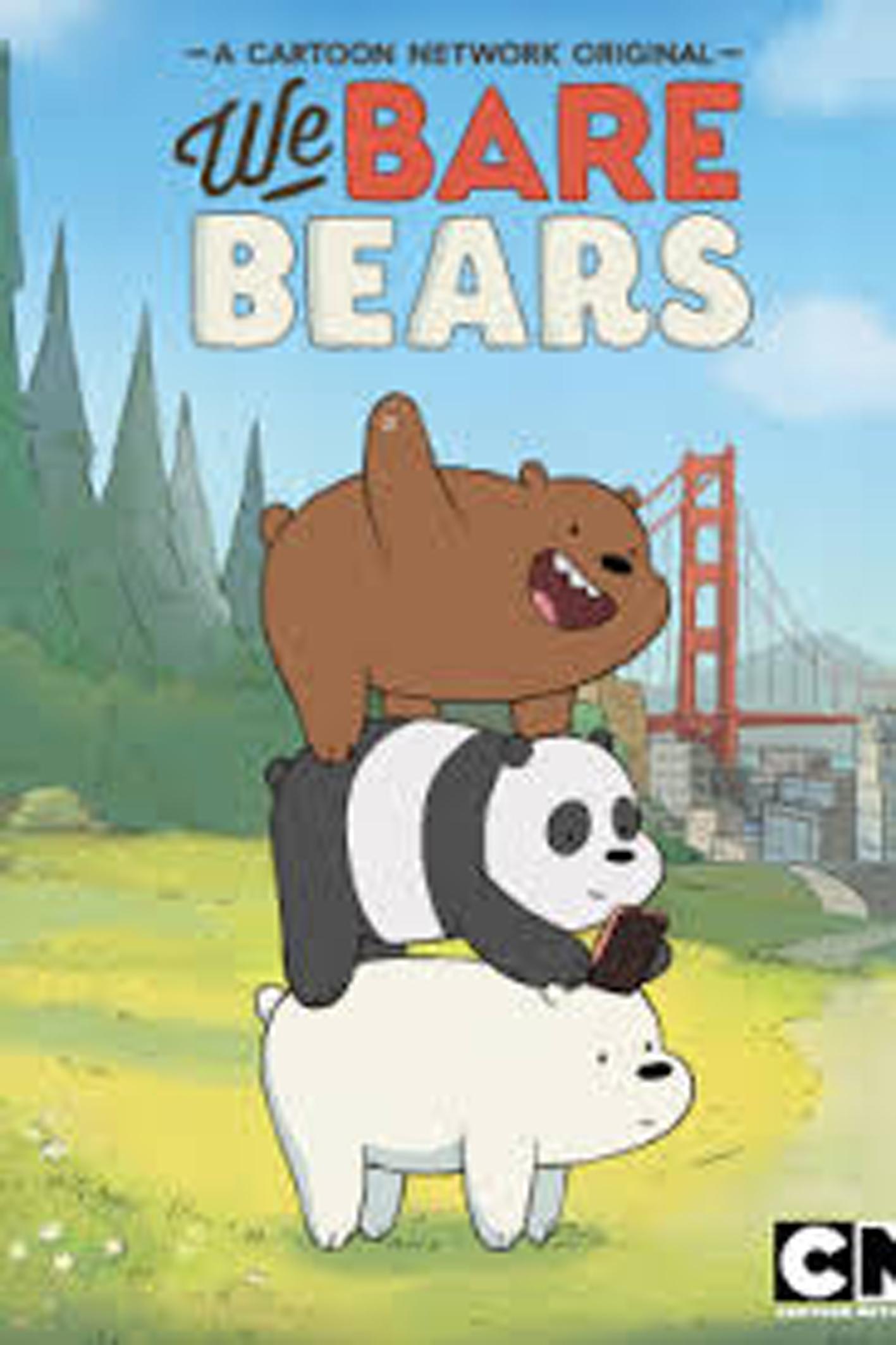 We Bare Bears S2 - 熊熊遇見你2